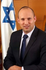 """""""Our frustration is that we feel Iran is on the verge of having to give up its nuclear production because of the economic sanctions, but it's like a boxing match"""": Naftali Bennett."""