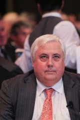 Clive Palmer could be out of pocket by up to $40 million a year.