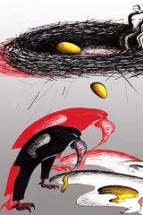 <i>Illustration: Kerrie Leishman</i>
