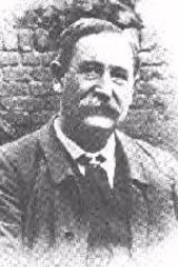 Chief Inspector Donald Swanson, who worked on the Jack the Ripper investigation for the London Metropolitan Police and identified Aaron Kosminksi as the suspect.