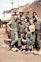 The cast of <i>M*A*S*H</i>, which ran for 11 seasons and made Alan Alda a household name.