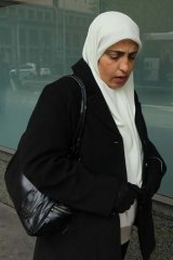Hayam Abed spent six months in prison on charges of attempted murder only to be released.