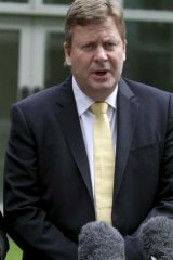 "Special Minister of State Michael Ronaldson said it is ''totally unsatisfactory"" for votes to have gone missing."
