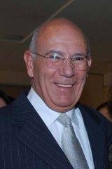 Ecuador's ambassador to Australia, Raul Gangotena.