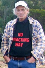 Western Downs Alliance Action Group co-founder Michael Bretherick.