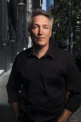 Co-creator and former Fairfax journalist Jon Casimir.