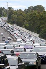 More people will not solve Sydney's existing congestion problems - particularly in the west.