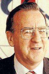 Richard Butler.
