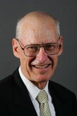 Former RBA deputy Stephen Grenville