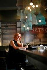 Suzanne Wilson enjoys dining alone at Coda.