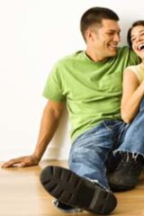 Humour me ... an ability to be playful during disagreements helps your partnership.