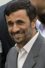 Mahmoud Ahmadinejad... sparked walk out.