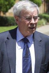 Chairman of the Australian Press Council Julian Disney.