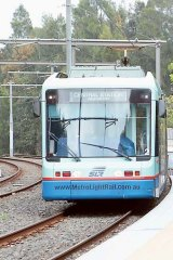 Light rail: Services may start on February 1.