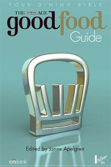 The Age Good Food Guide 2013.