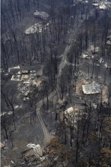 State government lawyers say the evidence from the Bushfires Royal Commission is irrelevant to the class action.
