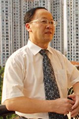 Matthew Ng's lawyer, Chen Youxi.