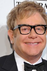 Elton John ... said to be looking at joining protest.