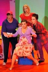 """Reasonably diverting"" ... <em>Motherhood the Musical</em>."