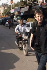 McDonald in Delhi. He lived the subcontinent as much as observed it.