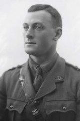 Lieutenant William Robert Allen born in Ballarat, Victoria.