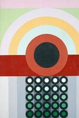 James Doolin, Artificial landscape, 1967.