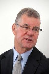 Skills Minister Peter Hall