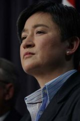 Priorities ... Senator Penny Wong.