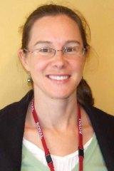 Researche Belinda Carr.