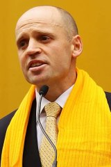 Reviewing the ARU's corporate governance ... Mark Arbib.