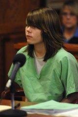 Killer Alyssa Bustamante.