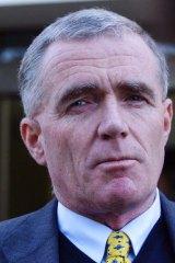 Critical: Terry O'Gorman says the laws are ludicrous and unjust.