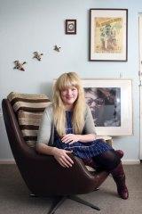 Frankie editor Jo Walker.