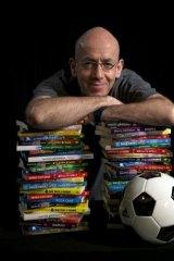 Acclaimed: Children's author Morris Gleitzman.