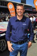 V8 Supercars chief executive James Warburton.
