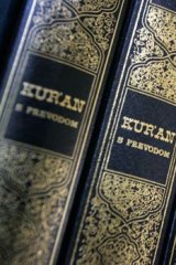 """It is the duty of every Muslim man and woman to seek knowledge"": The Koran."