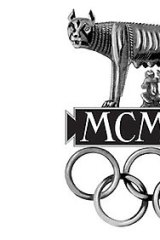 The Rome 1960 Olympics logo
