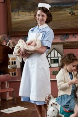 Dirty realism meets sentimental nostalgia in <i>Call the Midwife</i>.