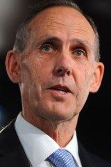 Garret has lost his way ... Senator Bob Brown.