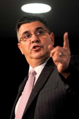 Not misleading or deceptive ... Andrew Demetriou's comments on Optus.