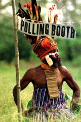 Papua New Guineans begin casting their ballots for a new national government today, but it may be months before a result is clear.