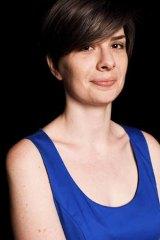 Author Michaela McGuire.