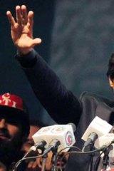 Untainted ... Imran Khan.