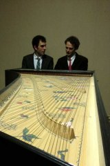 Duo De Jordann: Anthony Abouhamad  Adam Jaffe.