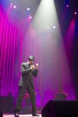 Sensual grooves: Leonard Cohen.