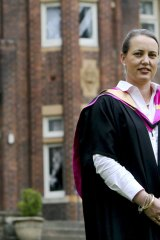 Lisa Sutherland is the new master of Wesley College in Sydney