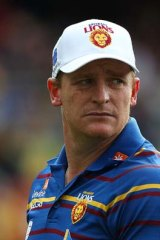 Roar passion: Lions coach Michael Voss believes in the club.