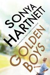 <i>Golden Boys</i>, by Sonya Hartnett.