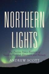 <i>Northern Lights</i> by Andrew Scott.