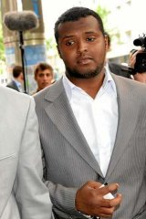 Yacqub Khayre in 2010.